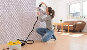 Best 5 Steamers to remove Wallpapers professionally